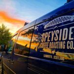 Picture of Speyside Coffee Roasting Co van