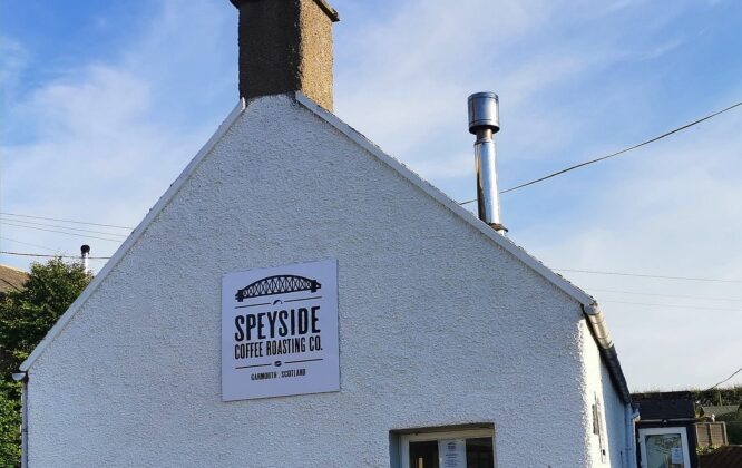 Picture of Speyside Coffee Roasting