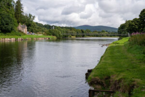 Picture of river spey
