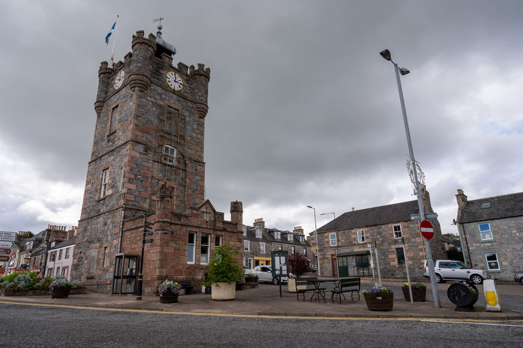 Picture of Dufftown