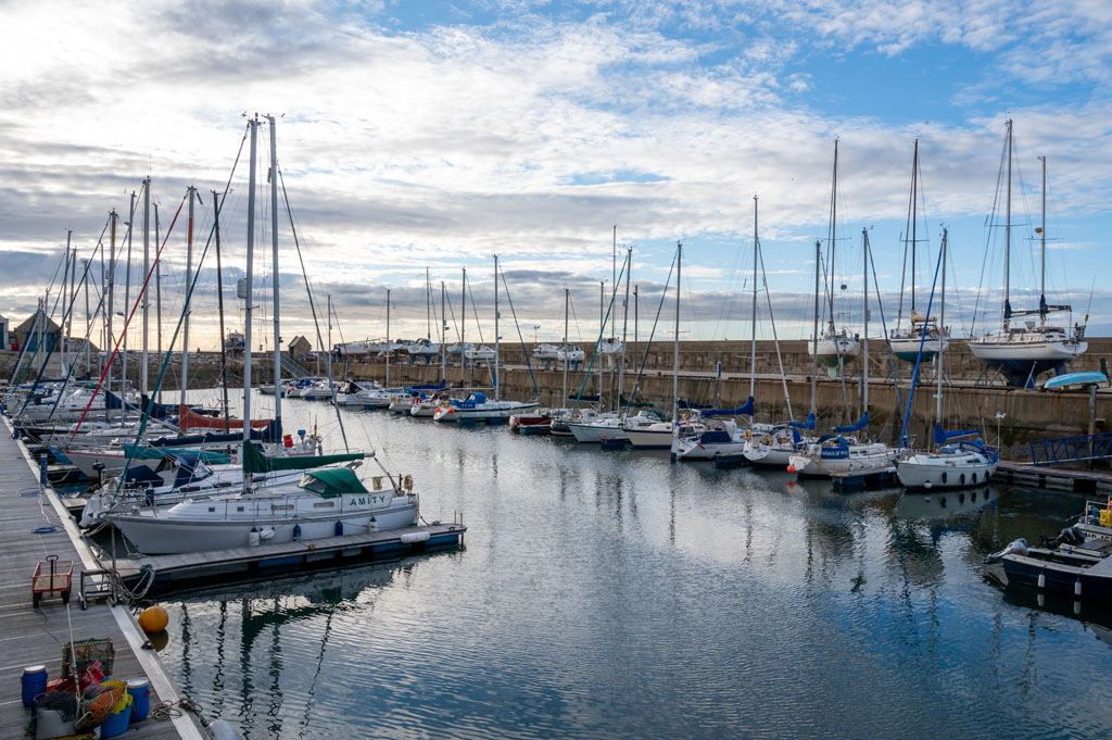 Picture of Lossiemouth Harbour