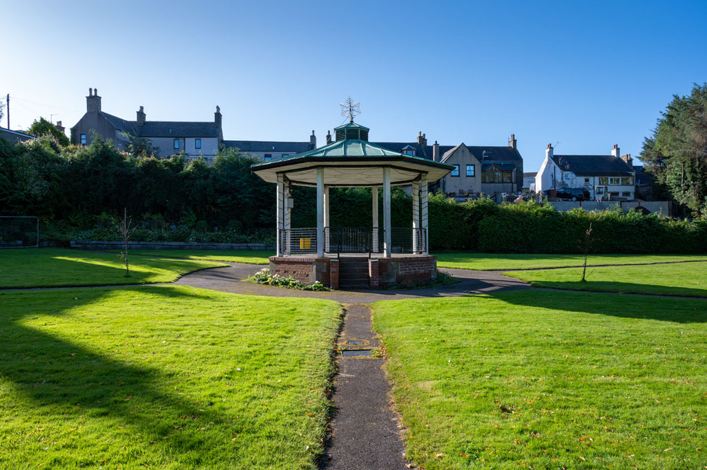 Picture of Keith bandstand