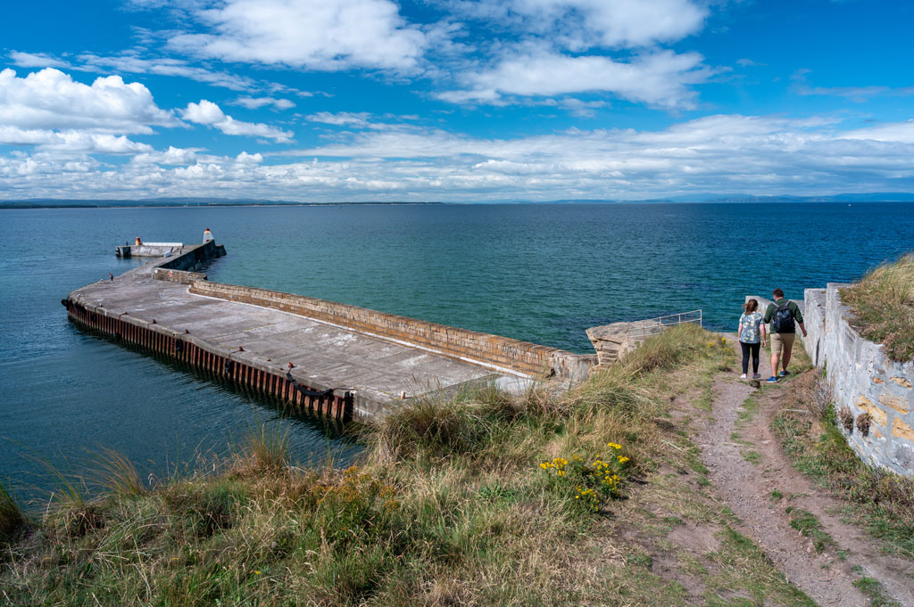 Picture of Burghead peir