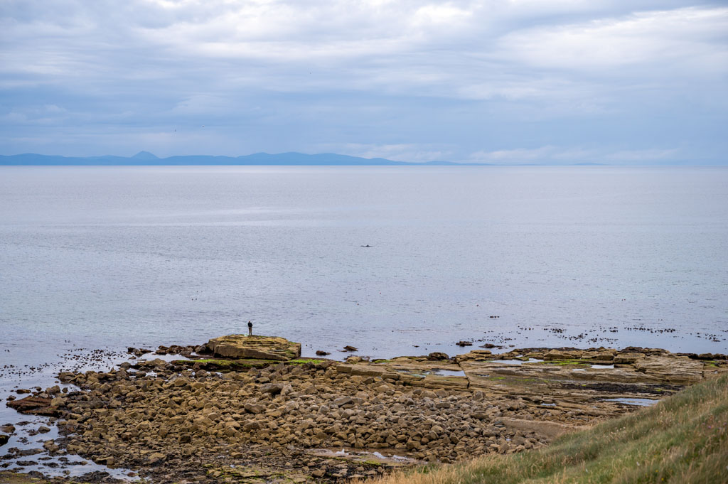 Picture of Burghead coast