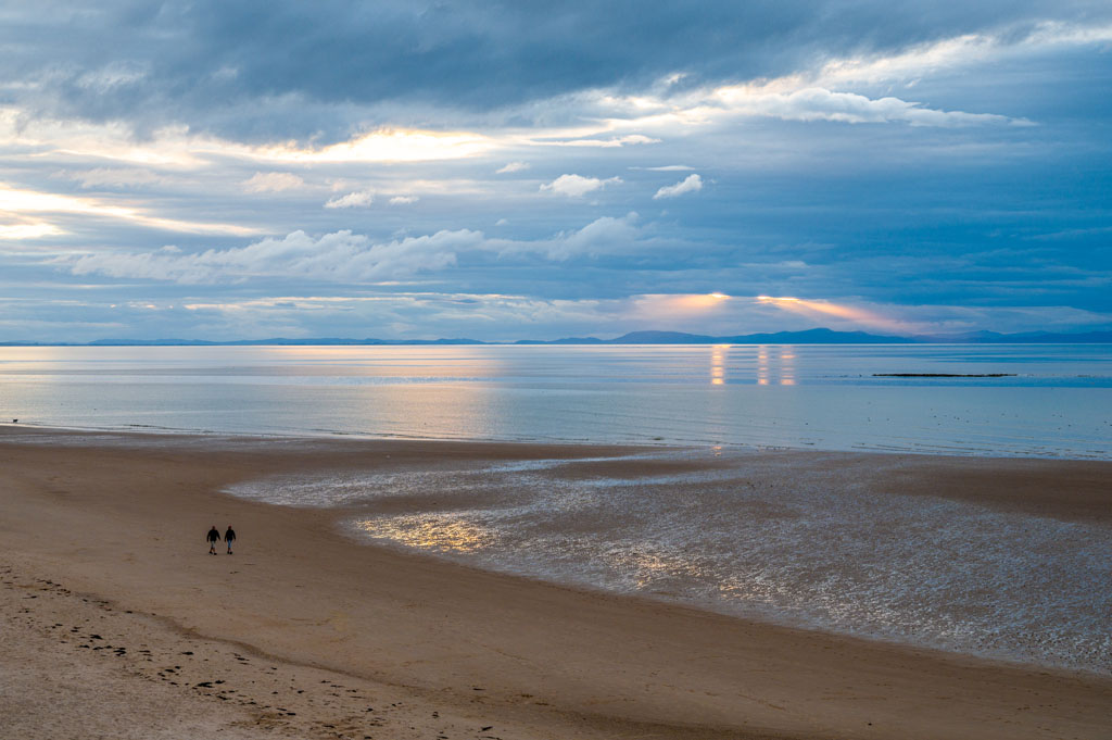 Picture of Lossiemouth beach