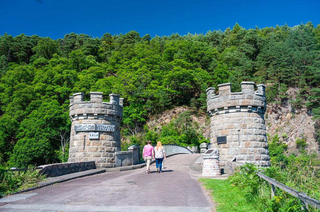 Picture of Craigellachie bridge