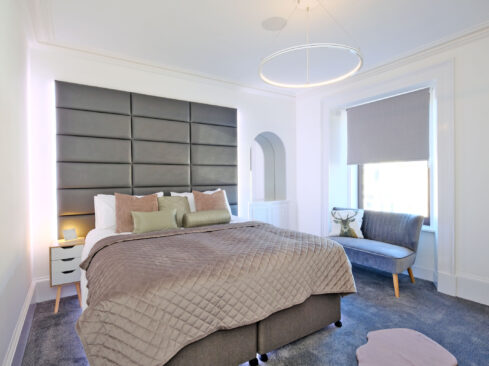 Picture of bedroom in Ben Shea house