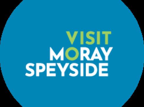 Moray Speyside Blue Logo