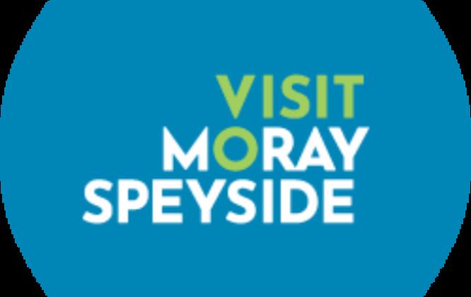 Blue Moray Speyside Logo