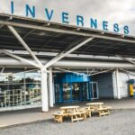 Picture of Inverness airport