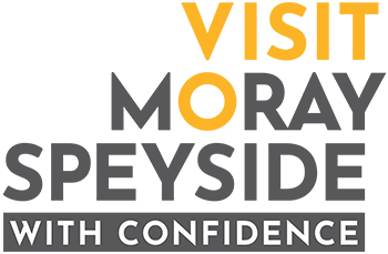 Visit Moray Speyside With Confidence logo