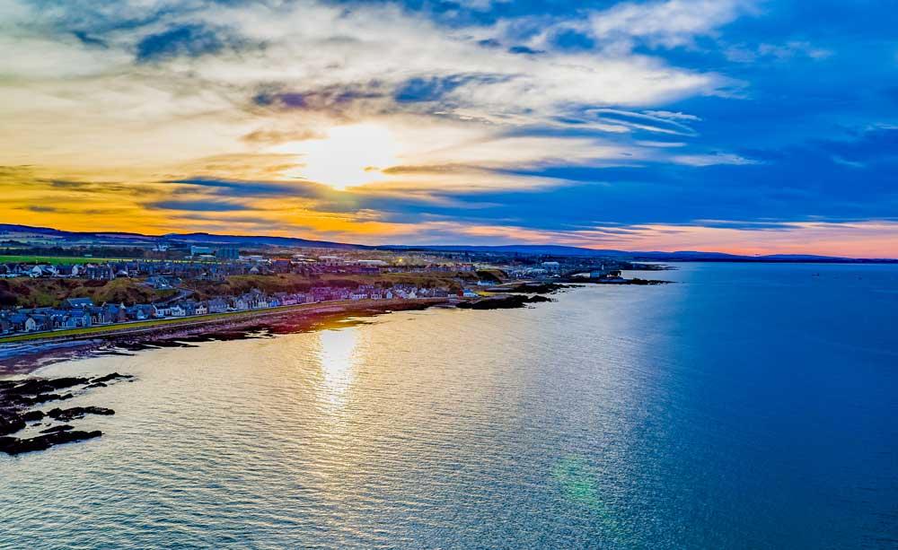 Buckie Coastline