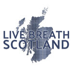 Live Breathe Scotland Logo