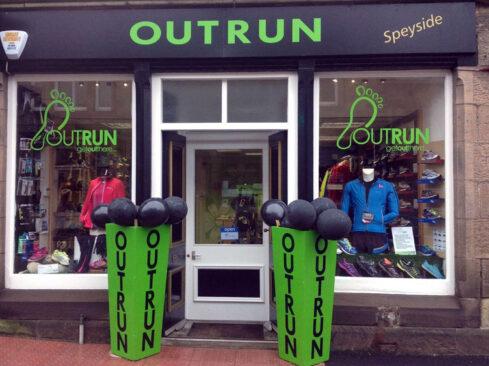 Outrun Speyside Shop