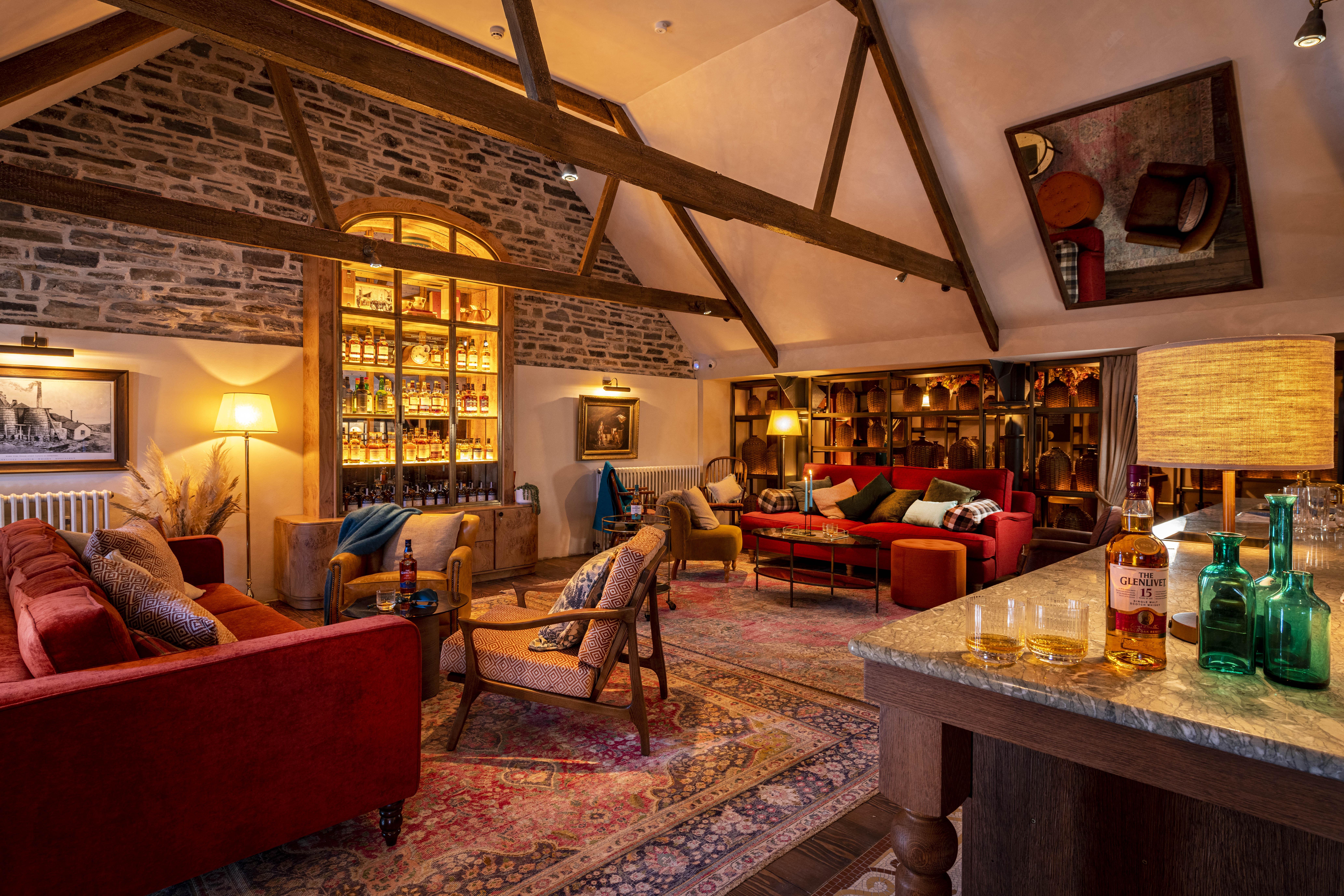 The Glenlivet Bar