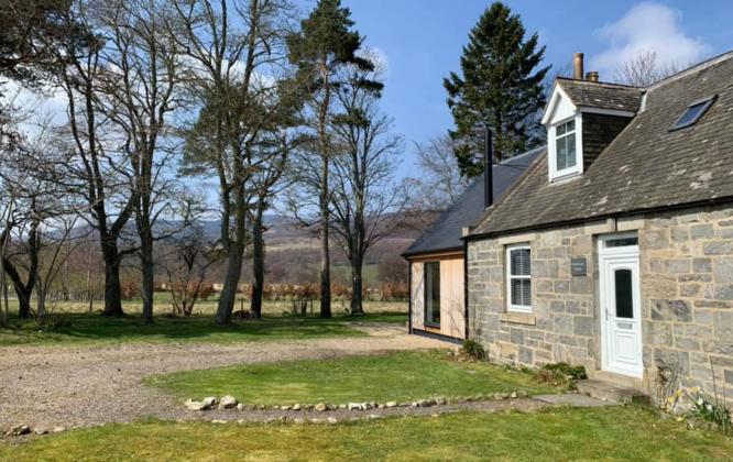 Drumin Farm Cottage