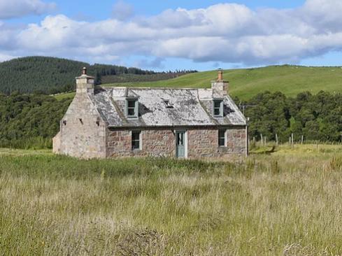 Wester Fodderletter Farmhouse