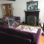 Living Room of 26 North Castle Street