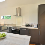 Drumin Farm Cottage kitchen