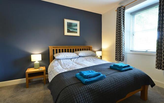 Drumin Farm Cottage bedroom