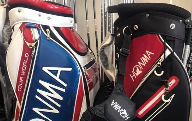 Two Golf Bags