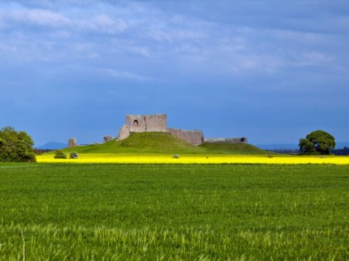 Picture of Duffus castle