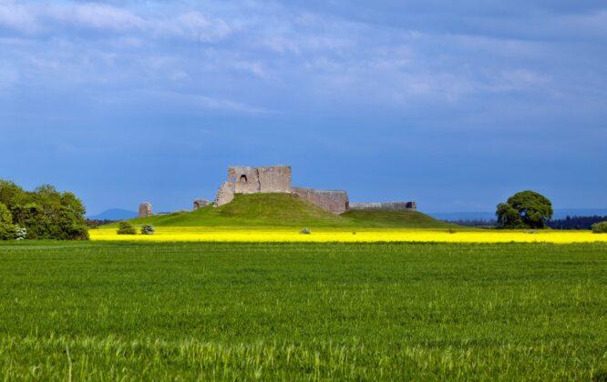 Picture of Duffus castle