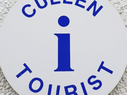 Picture of Cullen Tourist office logo