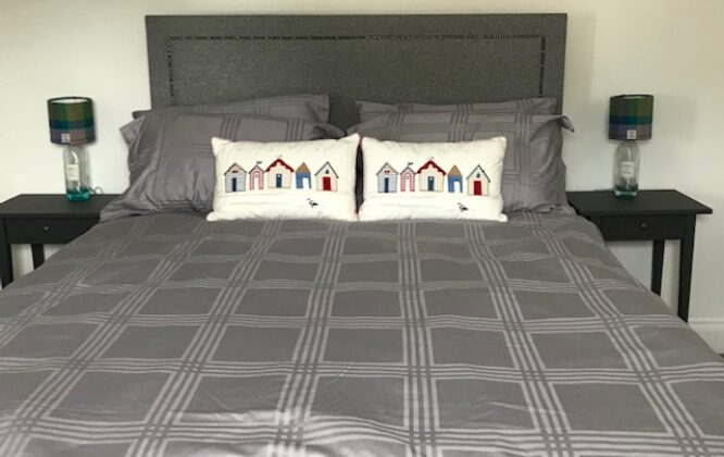 Picture of double room in Coorie Cottage