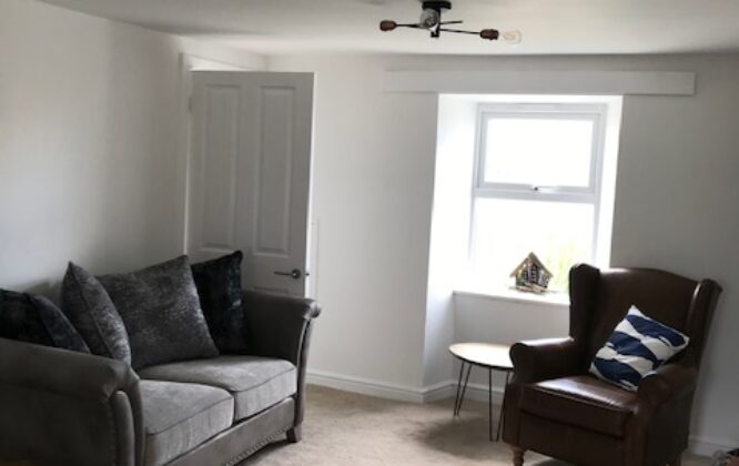 Picture of Coorie Cottage living area