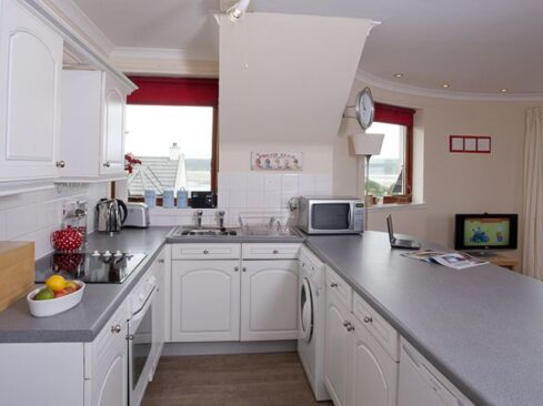 Picture of kitchen at The Findhorn View
