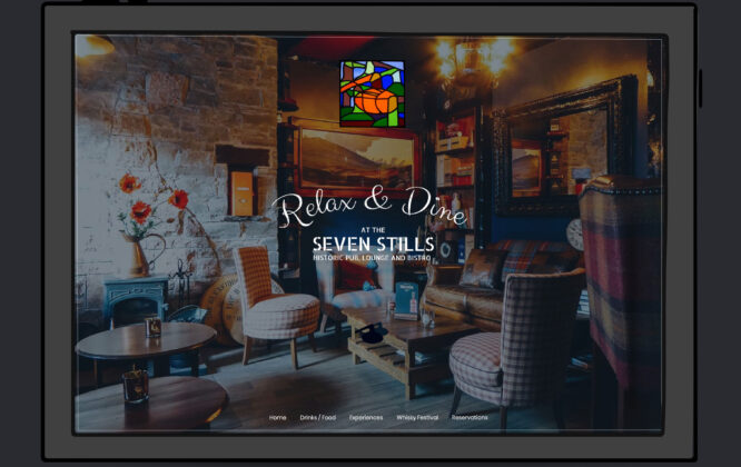 Picture of Seven Stills whisky bar