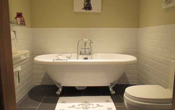 Picture of bathroom in Kimberley House