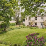 Picture of Dipple House garden