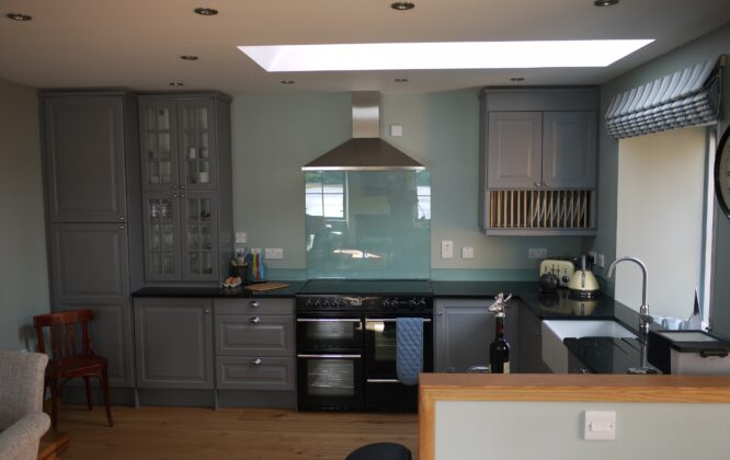 Picture of kitchen in Kimberley House