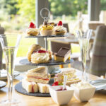Picture of afternoon tea at Brodie Countryfare