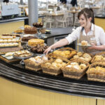 Picture of cake selection at Brodie Countryfare