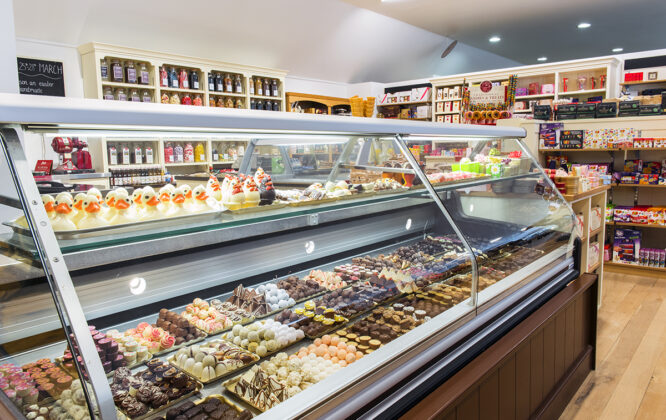 Picture of sweets at Brodie Countryfare