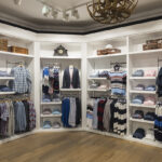 Clothes shop at Brodie Countryfare