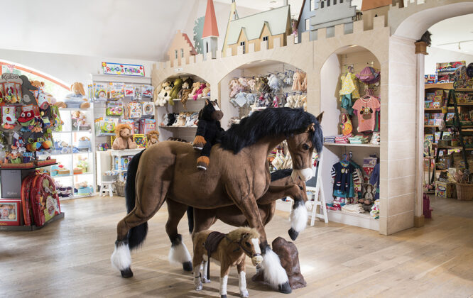 Picture of toys at Brodie Countryfare