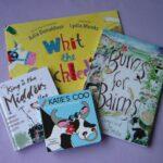 Picture of books for children at Mackenzie & Cruickshank