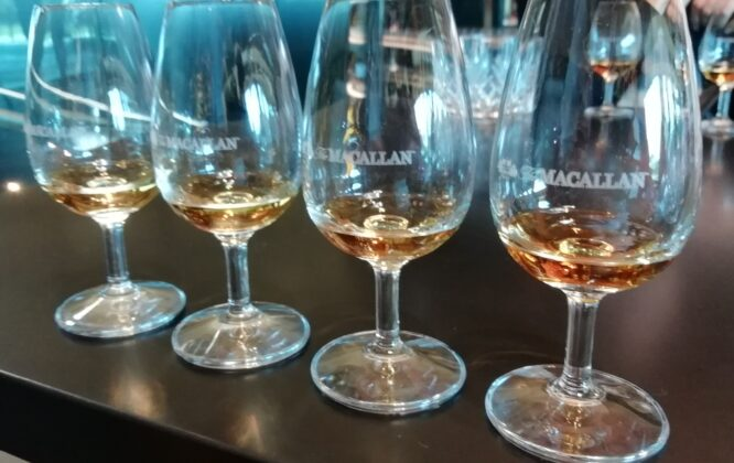 Picture of whisky tasting