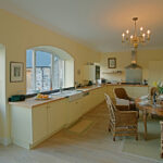 Picture of Weiroch Lodge kitchen