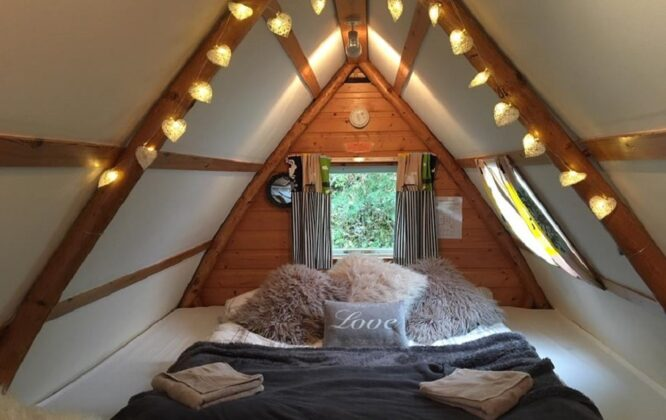 Picture of accommodation at The Loft