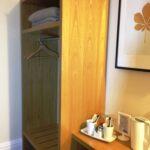 Cupboard at Stotfield Hotel