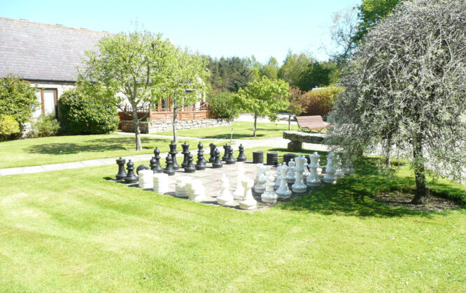 Image of Carden Holiday Cottages Garden