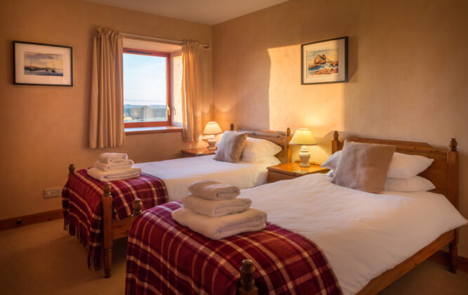 Image of Carden Holiday Cottages double room