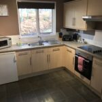 Kitchen in Tulloch Lodges