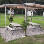 Image of North Alves Holiday Park outdoor seating