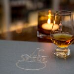 Image of Dowans whisky glass